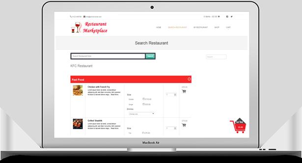 Online Multi Restaurants Marketplace for WooCommerce - 13