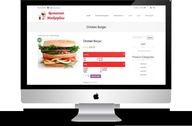 Online Multi Restaurants Marketplace for WooCommerce - 15