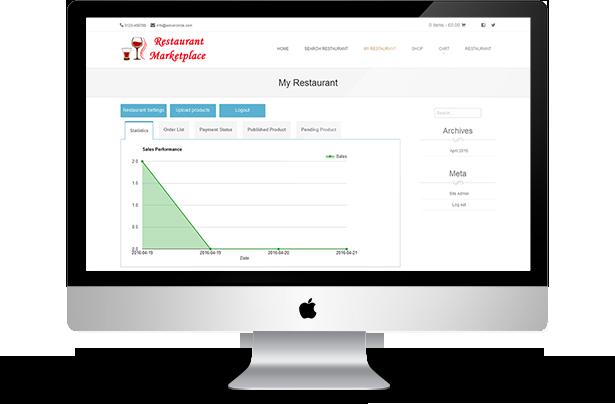 Online Multi Restaurants Marketplace for WooCommerce - 17
