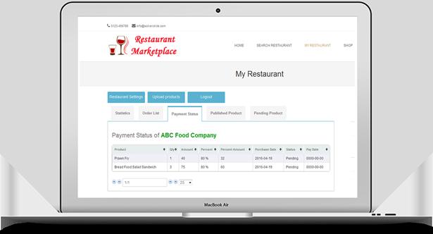 Online Multi Restaurants Marketplace for WooCommerce - 19