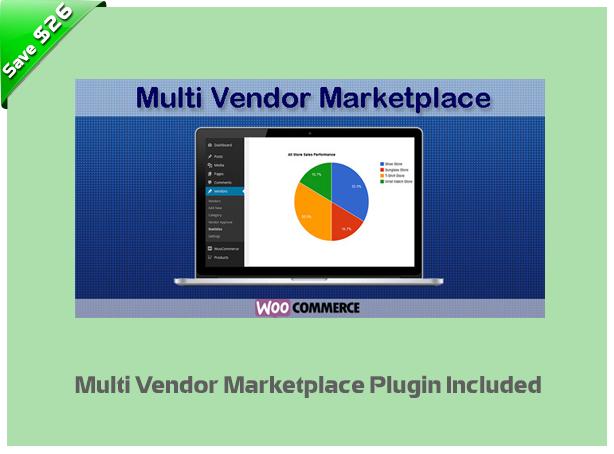 Online Multi Restaurants Marketplace for WooCommerce - 22